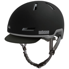 Nutcase Tracer Casque, midnight black matte